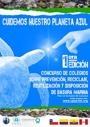 Cuidemos nuestro planeta azul