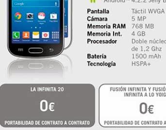 Móviles a 0€ en febrero 2014