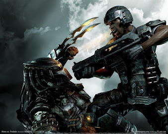 #16 Aliens vs Predator Wallpaper