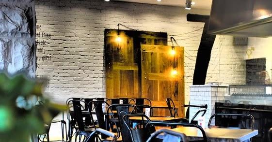 Atelier rue verte le blog sydney zeus restaurant grec - Restaurant la table du grec ...