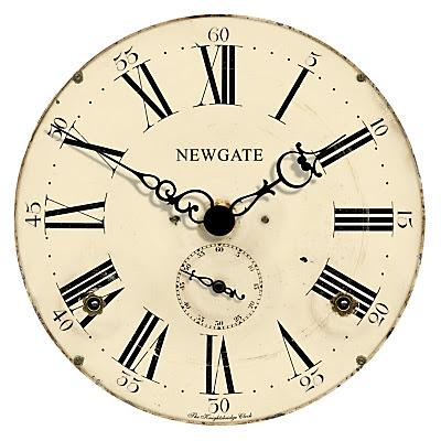 John Lewis Newgate Clock