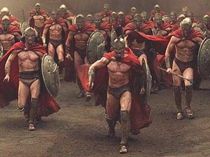 """foram os chefes do exército; o menor valia por cem, e o maior por mil"""" (I Cr 12:8-14)."""