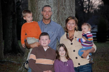 The Scott Sandusky Family
