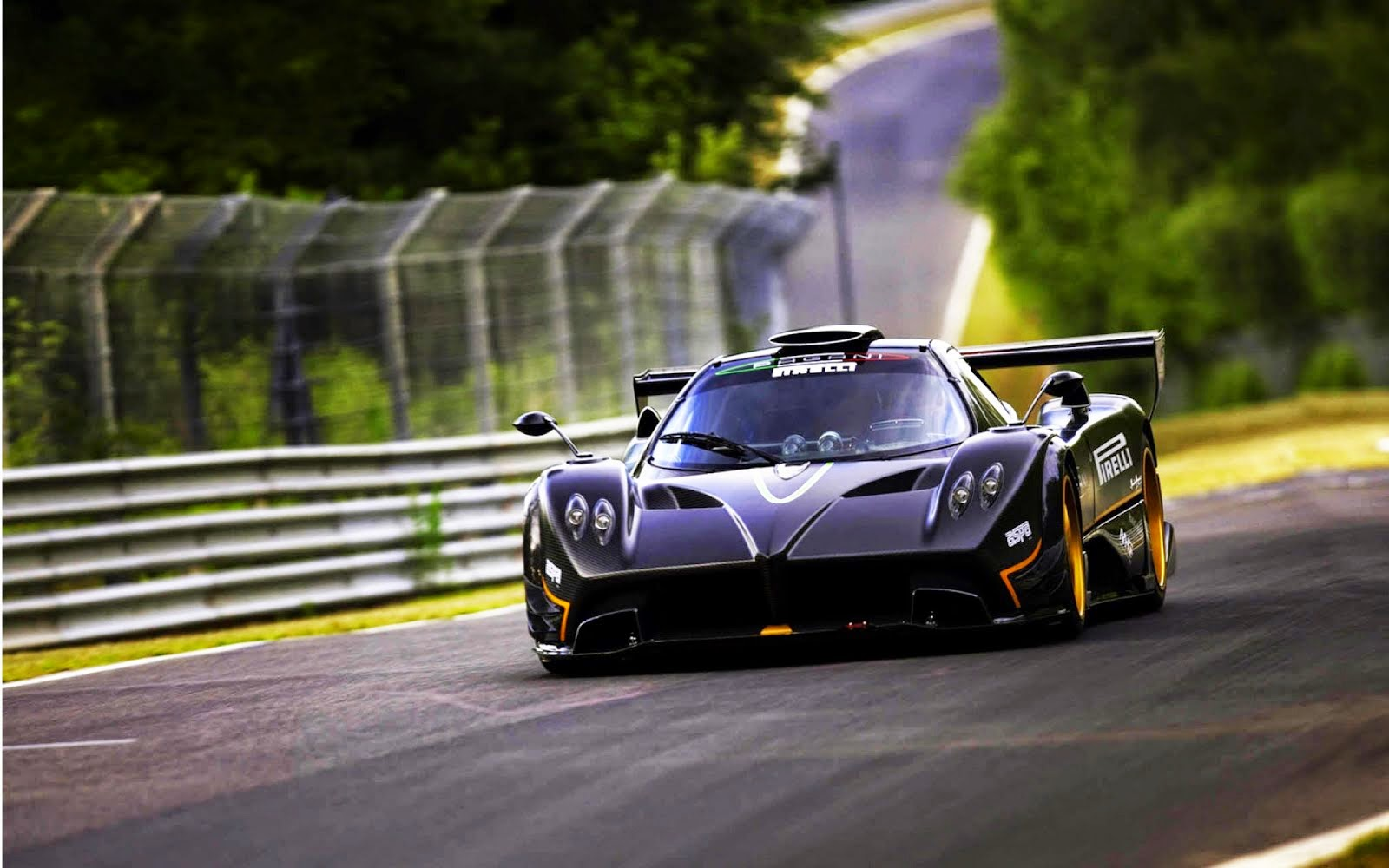 pagani zonda hd wallpapers car background pictures