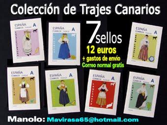 Especial TRAJES CANARIOS