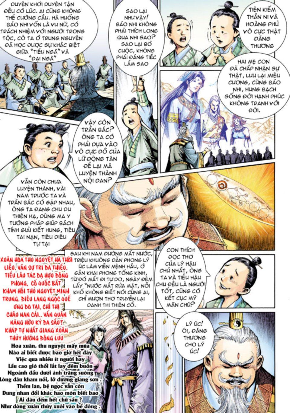 Thiên Tử Truyền Kỳ 5 - Như Lai Thần Chưởng chap 214 - Trang 26