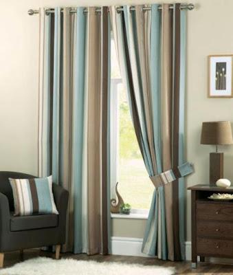 Modernos dise os de cortinas para dormitorios decorar - Cortinas para dormitorio juvenil ...