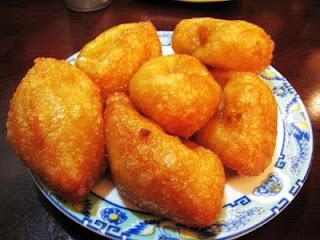 Receta de frituras de yuca