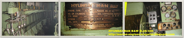 Hyundai MAN B&W marine engine spare parts, diesel marine engine for sale, marine engine spares for sale, service providers
