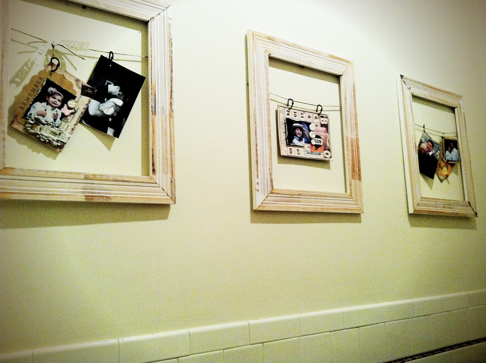 Awesome Creative Picture Hanging Ideas Without Frames Composition ...