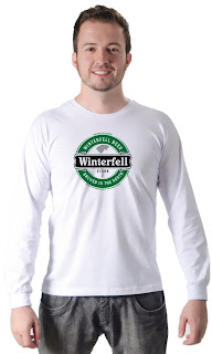 Camiseta Winterfell Beer