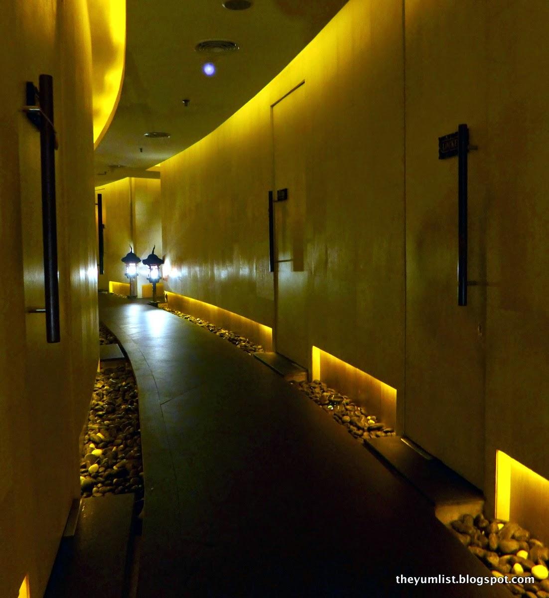 Donna Spa, Starhill Gallery, Kuala Lumpur