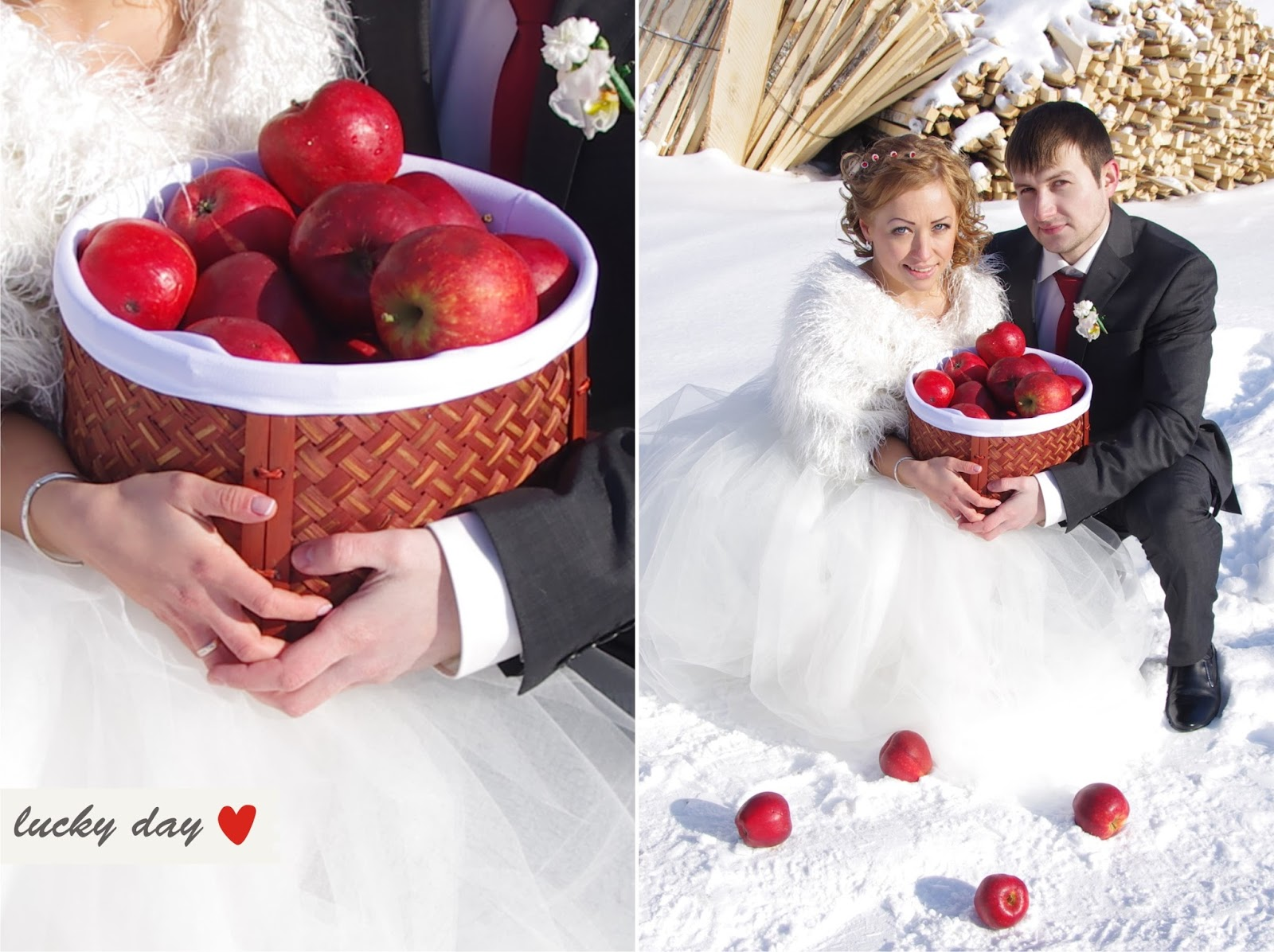 О том чтобы при съемке свадебной