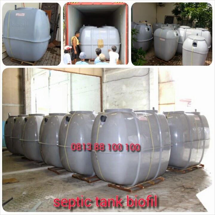 septic tank biofil modern dan ramah lingkungan