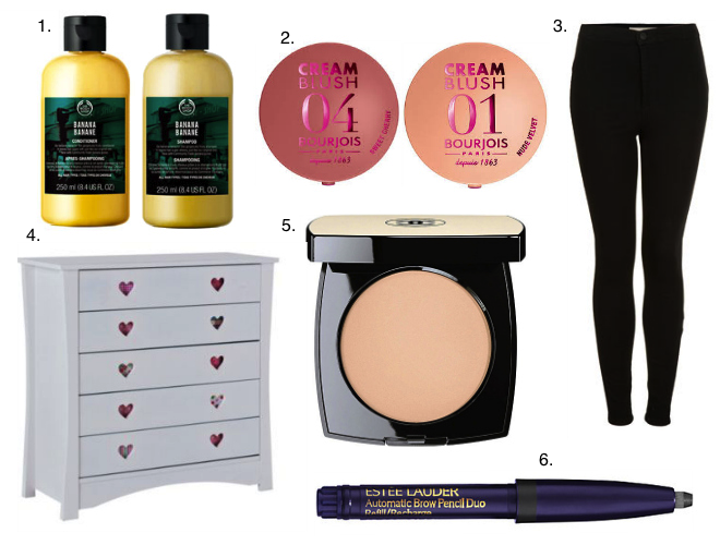 Weekend Beauty Wish List