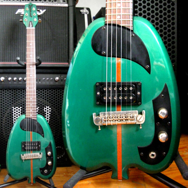 Moridaira Guitar Mad Cat T