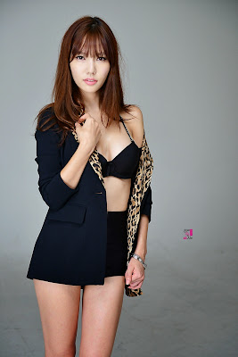 Han Min Young Sexy Beauty