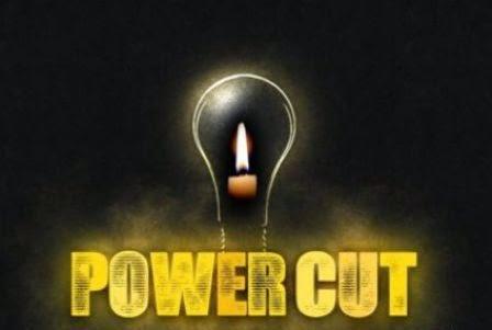 electricity cut off