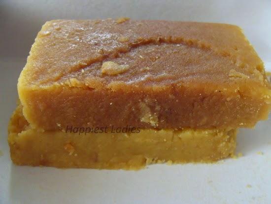 Musore Pak Indian Sweet