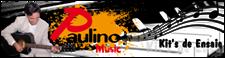 Paulino Music - Kits de Ensaio
