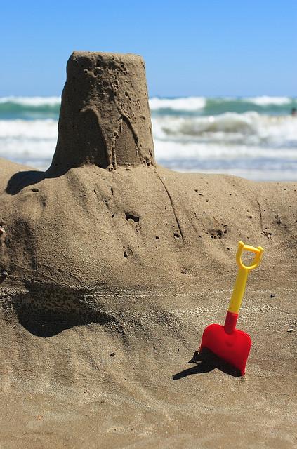 arena, sand