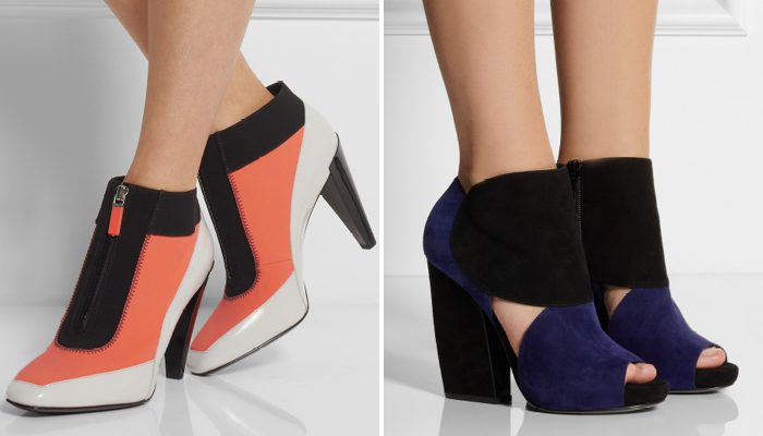 Outnet Ankle Booties | Bangles and Bungalows