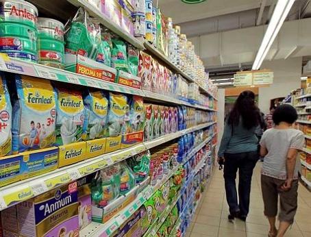 Amaran: Susu Bayi Dari New Zealand Tercemar dan Merbahayakan Kesihatan