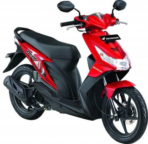 Harga Honda BeAT CW Terbaru
