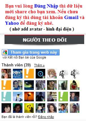 Đăng Ký Thành Viên trên site c10mt.blogspot.com