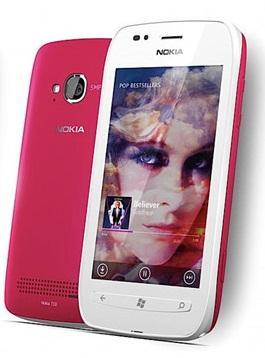 Nokia 710 Design