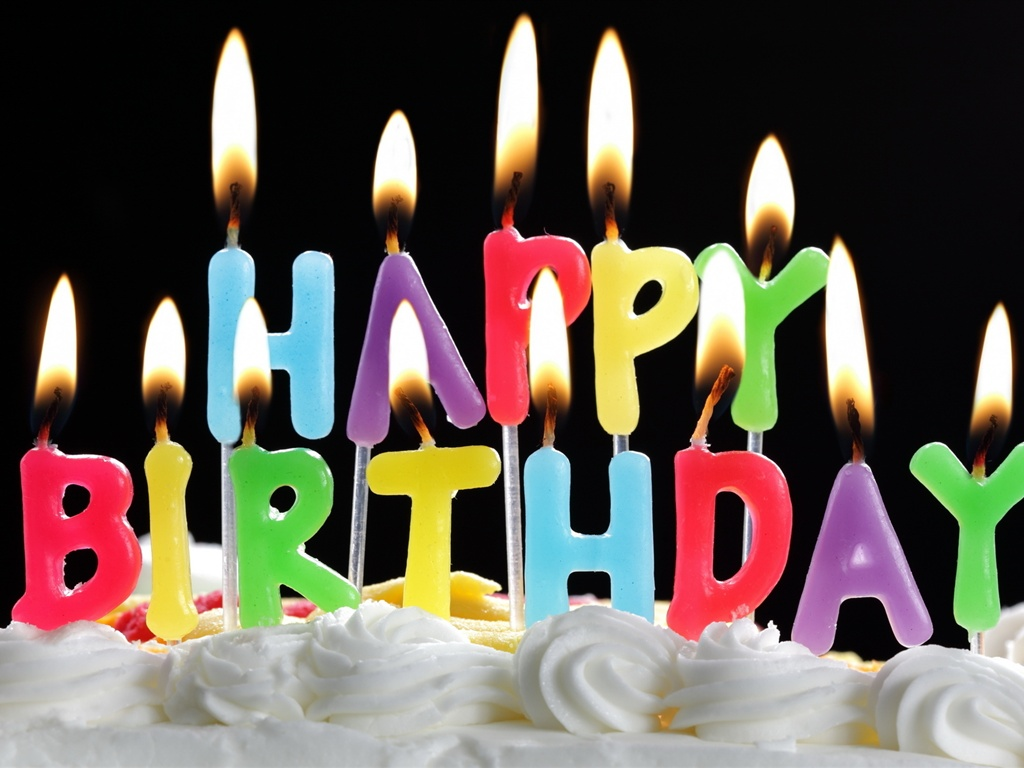 3d happy birthday wallpaper free 3d wallpaper download - Happy birthday cake picture ...