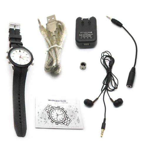 spy gear watch instruction manual