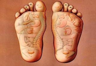 الإهتمام والإعتناء بالقدمين يحميك من الأمراض