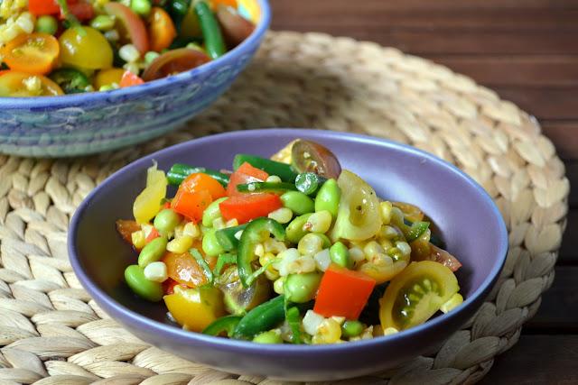 Ultimate Summer Salad recipe