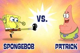Spongebob Bust Up - spongybob.com