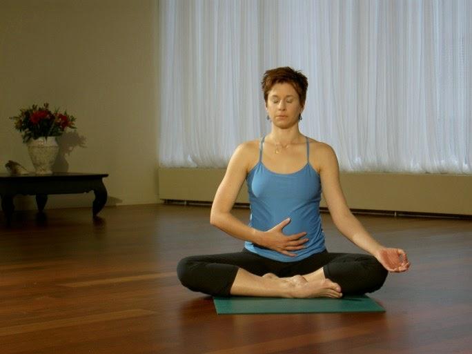Фото дыхания в йоге