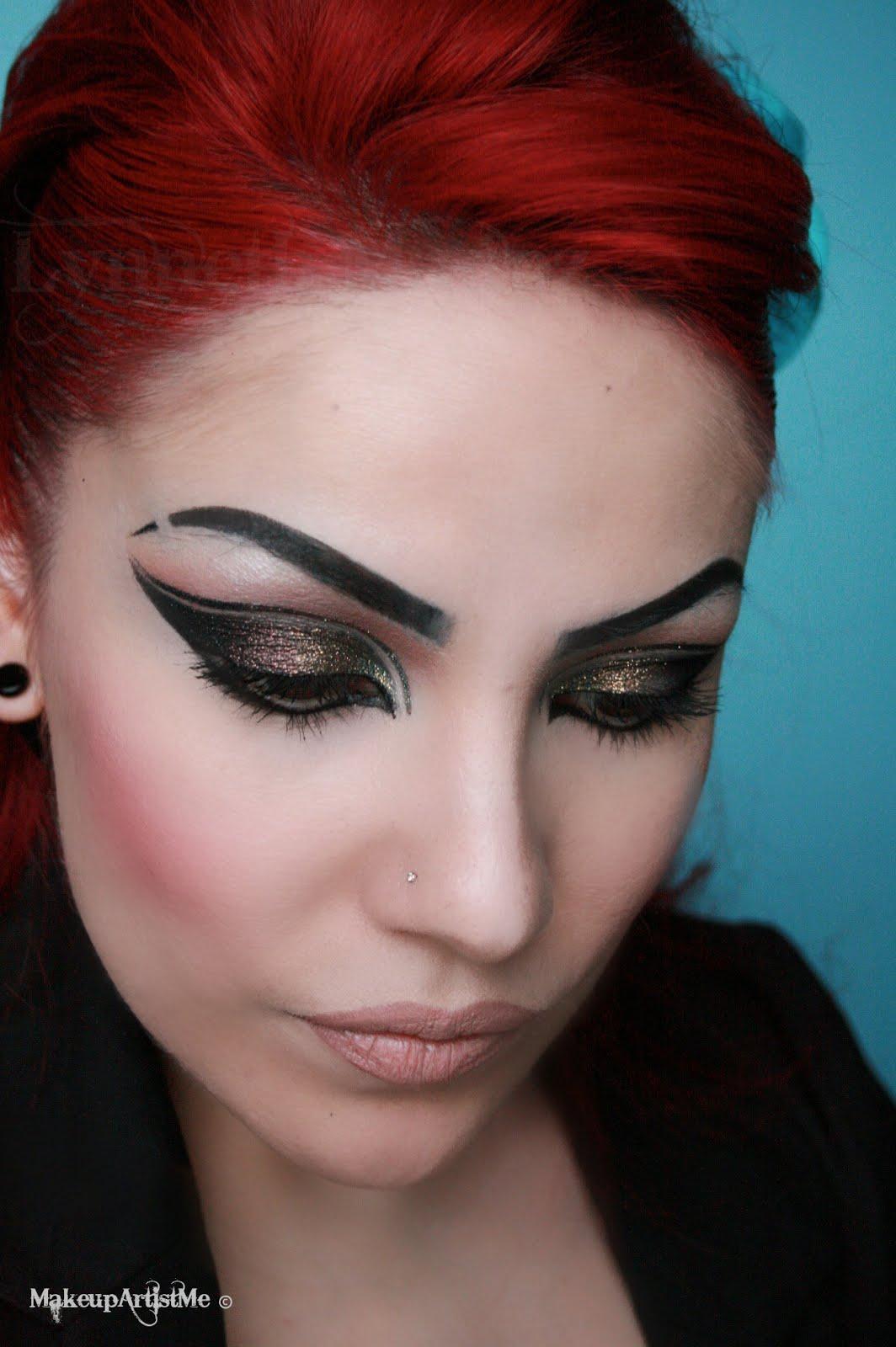 Gypsy Makeup Tutorial Halloween - Diy Makeup Ideas