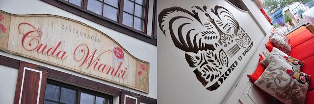 Tendom.pl w restauracji Cuda Wianki