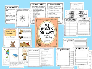 printables, literacy, reading skills