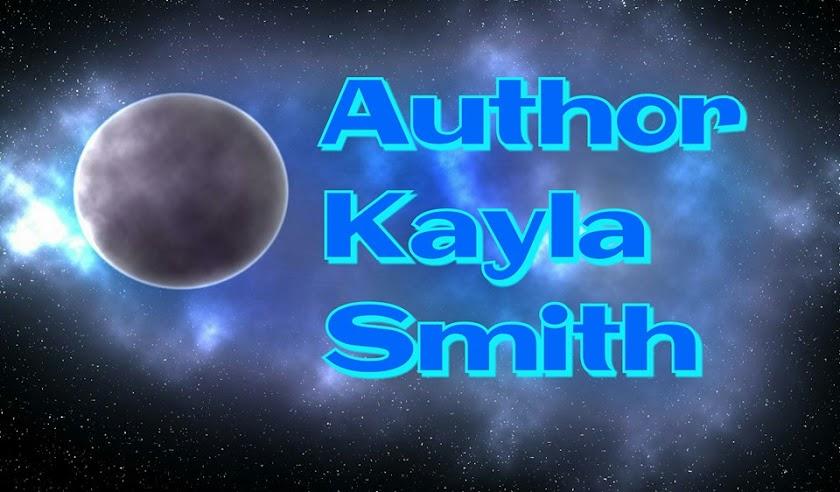 Author Kayla Smith