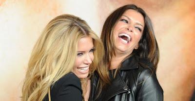 Zouden Sylvie en Sabia het nu nog zo gezellig hebben samen?