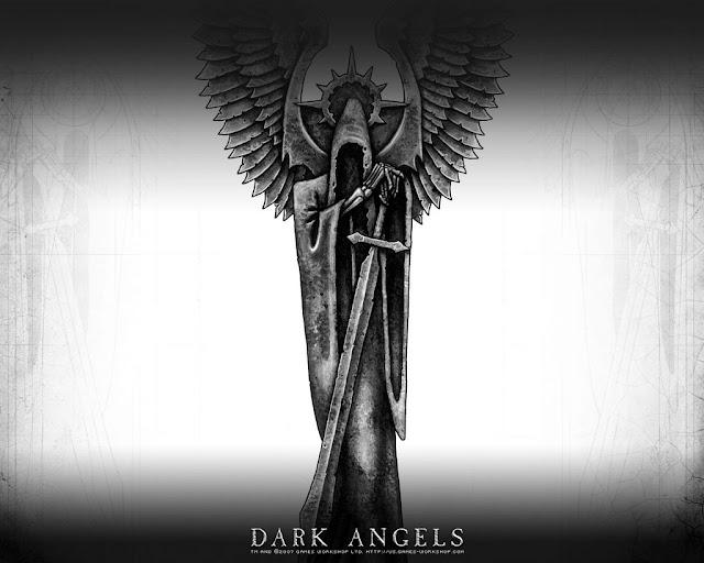 Dark Angels Information: Deathwing, Landspeeders, etc