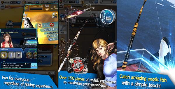 Fishing Fishing Set The Hook! v1.1.2 Mod Apk (Mega Mod) 1