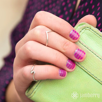 Check Out My Jamberry Nails Business!