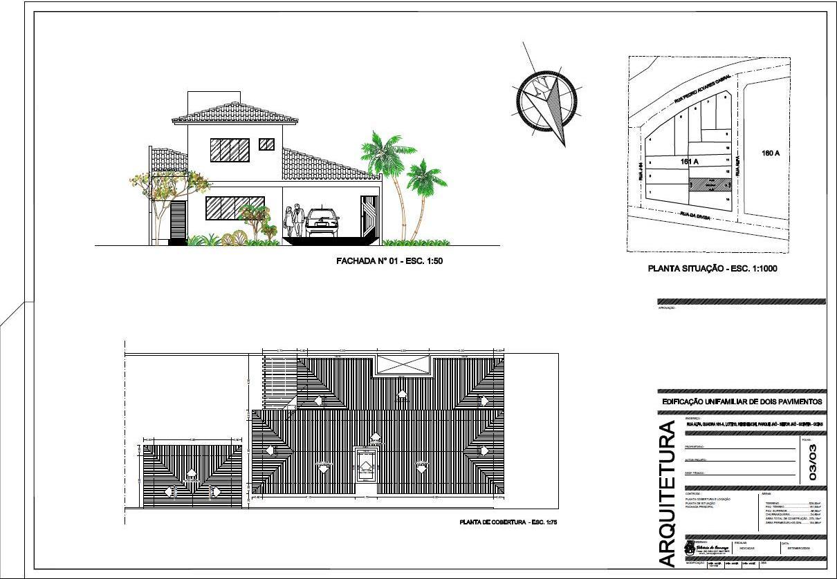 Imagens de #41913A Marcadores: Projeto de Arquitetura em AutoCAD 1210x838 px 3472 Bloco Autocad Banheiro Corte