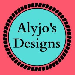 Alyjo's Designs on Etsy