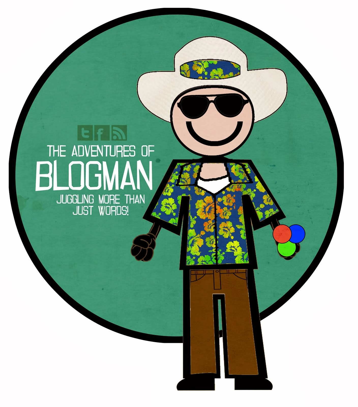 I Am BlogMan!