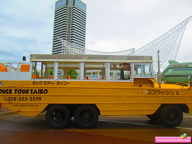 duck tour taiko