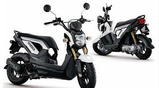 Honda Zoomer X Terbaru | Harga Spesifikasi Foto