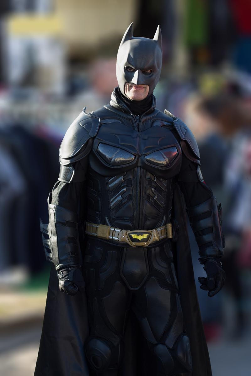 Lucca Comics & Games 2014, Batman, cosplay, Lucca